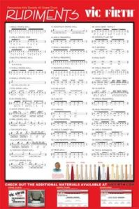 vicfirth-poster-rudiments