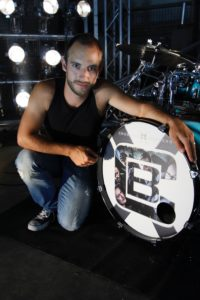 Dany Meyer drums